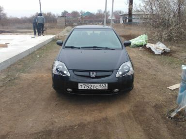 Honda Civic, 2001