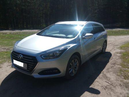 Hyundai i40 2015 - отзыв владельца