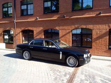 Jaguar XJ 2007 - отзыв владельца