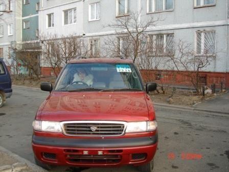 Mazda MPV 1996 - отзыв владельца