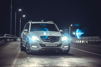 Mercedes-Benz GLK-Class, 2013