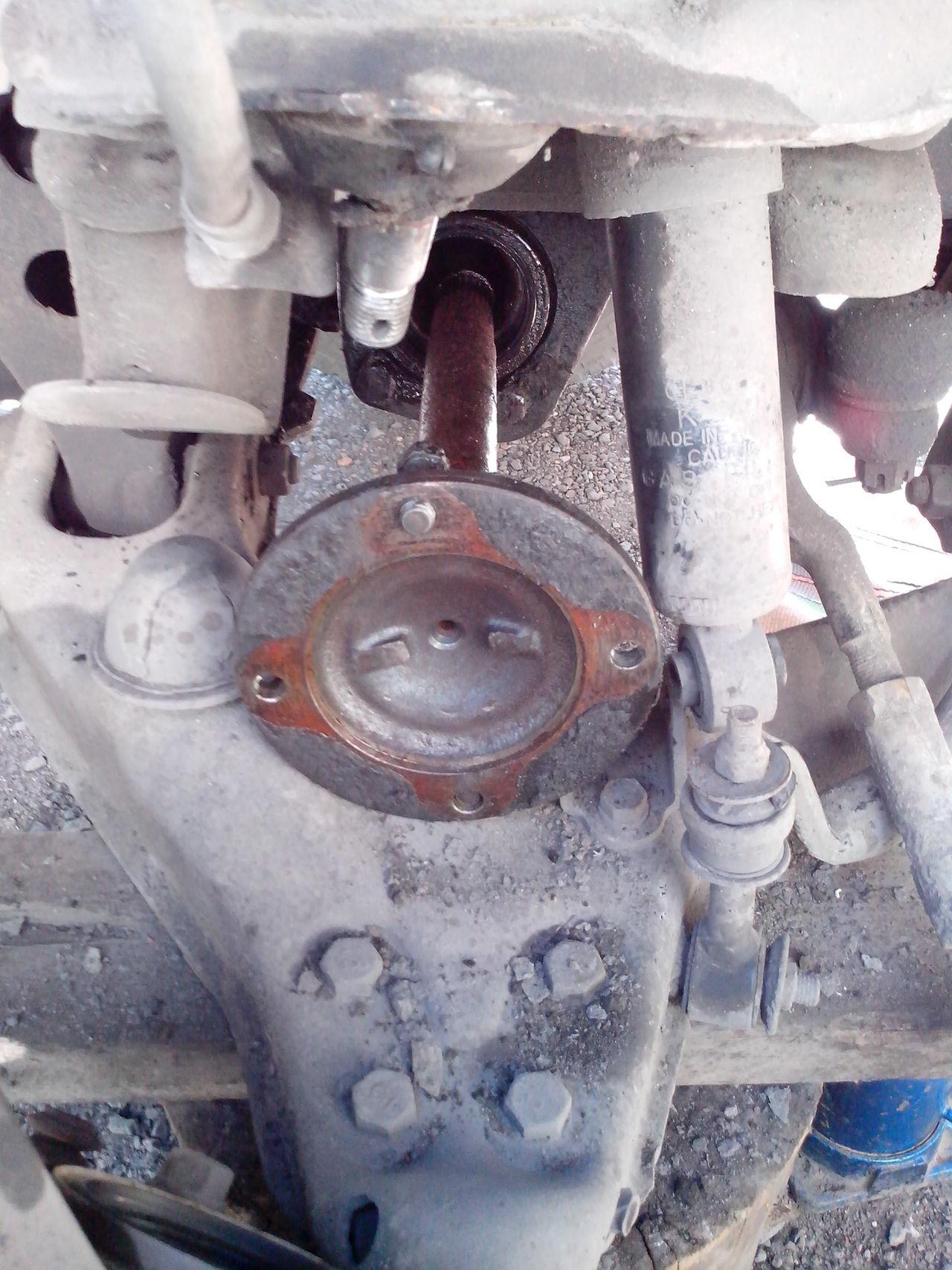 муфта подключения переднего моста митсубиси паджеро