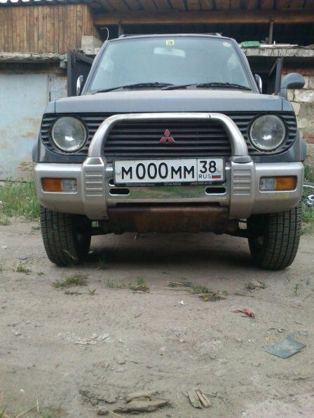 Mitsubishi Pajero Mini 1997 - отзыв владельца