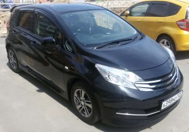 Nissan Note, 2014