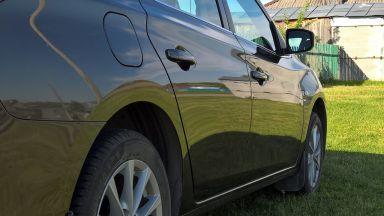 Nissan Sentra, 2014