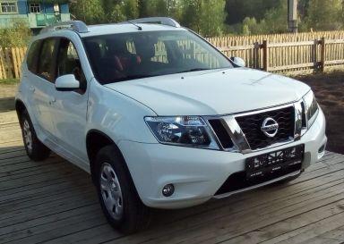 Nissan Terrano, 2016