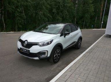 Renault Kaptur, 2016