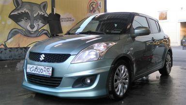 Suzuki Swift 2011 отзыв автора | Дата публикации 21.06.2016.