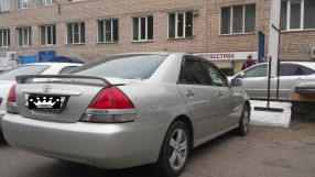 Toyota Mark II, 2003