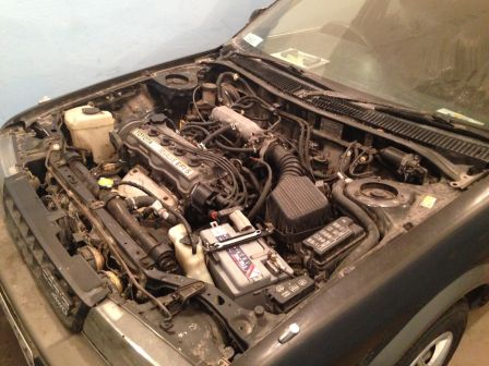 Toyota Sprinter Carib 1994 - отзыв владельца
