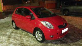 Toyota Yaris 2008 отзыв автора | Дата публикации 06.06.2016.