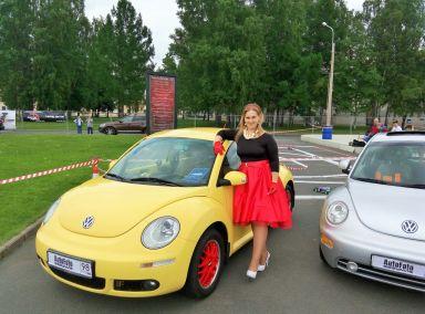 Volkswagen Beetle, 1999