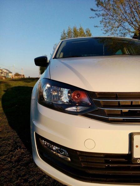 Volkswagen Polo 2015 - отзыв владельца