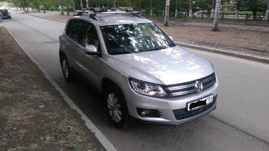 Volkswagen Tiguan 2016 отзыв автора | Дата публикации 16.06.2016.