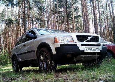 Volvo XC90 2005 отзыв автора | Дата публикации 07.01.2016.