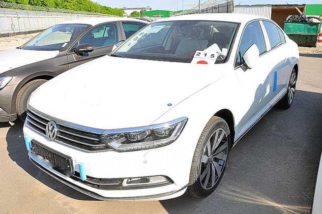 Volkswagen Passat, 2018 год, 1 967 250 руб.