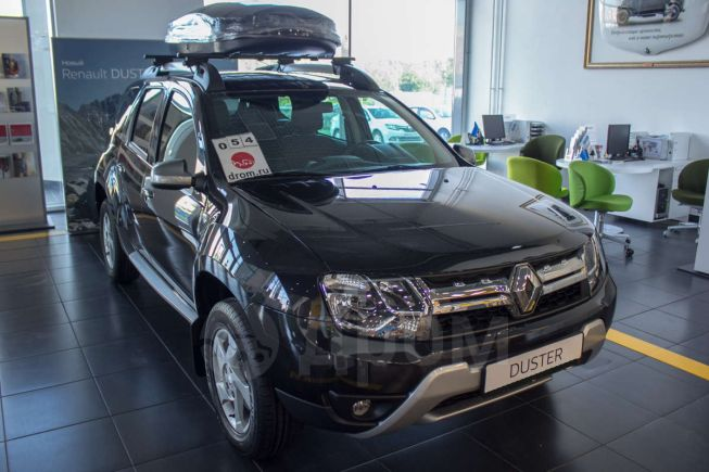 Renault Duster, 2018 год, 1 136 960 руб.