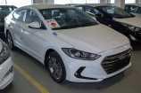 Hyundai Elantra. CREAMY WHITE_БЕЛЫЙ (YAC)