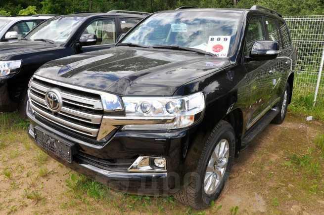 Toyota Land Cruiser, 2019 год, 6 865 000 руб.