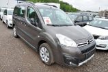 Citroen Berlingo. MOKKA_КОРИЧНЕВЫЙ (1SM0)