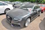 Audi A5. СЕРЫЙ, МЕТАЛЛИК (MONSOON GREY) (0C0C)
