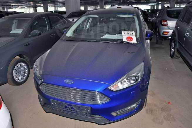 Ford Focus, 2019 год, 1 456 000 руб.