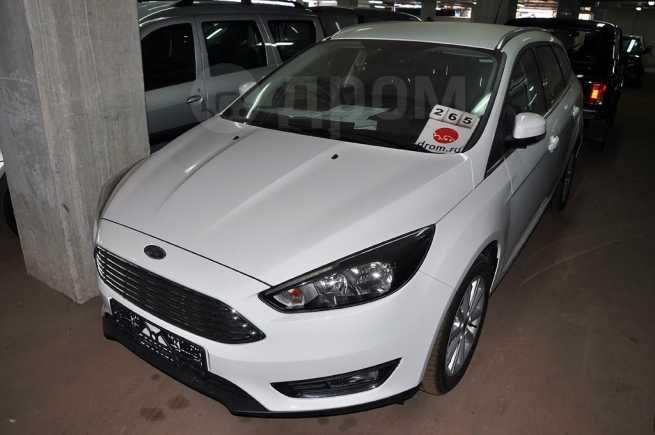 Ford Focus, 2018 год, 1 369 000 руб.