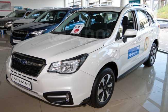 Subaru Forester, 2016 год, 1 799 900 руб.