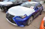 Lexus RC200t. СИНИЙ F SPORT (8X1)