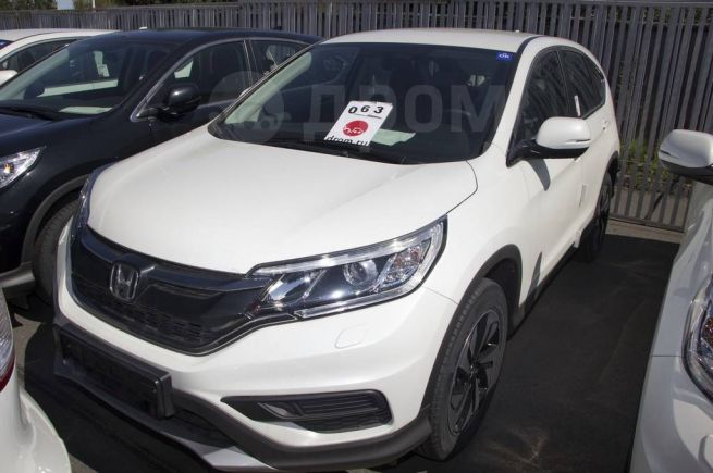 Honda CR-V, 2018 год, 1 869 990 руб.