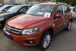 Volkswagen Tiguan. COPPER ORANGE (3J3J)