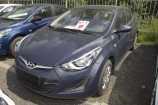 Hyundai Elantra. MOON LIGHT BLUE_ТЕМНО-СИНИЙ (UB5)