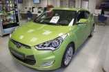 Hyundai Veloster. GREEN APPLE_ЗЕЛЕНЫЙ (VE9)