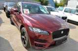 Jaguar F-Pace. ODYSSEY RED_КРАСНЫЙ