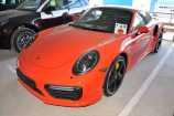 Porsche 911. ОРАНЖЕВЫЙ НЕМЕТАЛЛИК_LAVA ORANGE (H2)