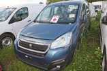 Peugeot Partner Tepee. CИНИЙ (BLEU KYANOS) (T6M0)