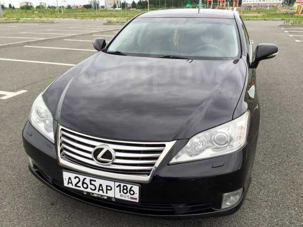 Lexus ES350, 2010 год, 1 050 000 руб.