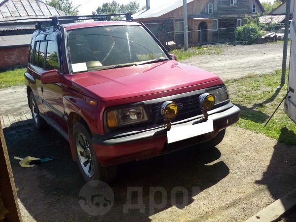 Suzuki Escudo, 1993 год, 185 000 руб.