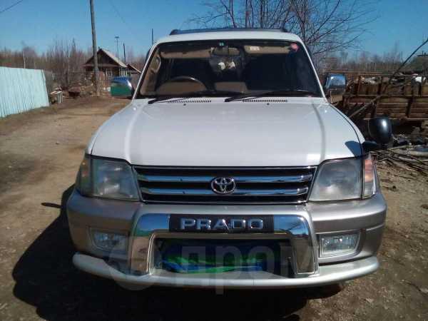 Toyota Land Cruiser Prado, 2000 год, 380 000 руб.