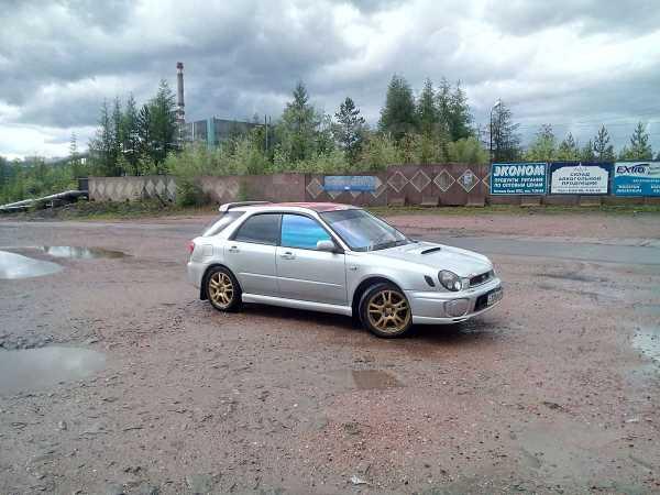 Subaru Impreza WRX, 2002 год, 340 000 руб.