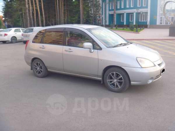 Suzuki Aerio, 2001 год, 210 000 руб.