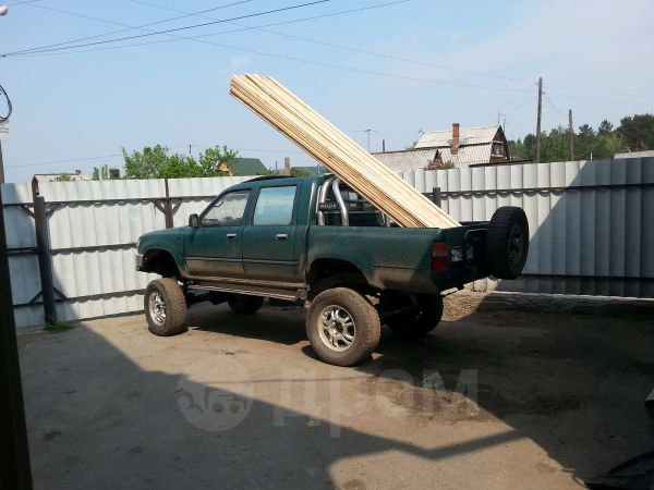 Toyota Hilux Pick Up, 1995 год, 250 000 руб.