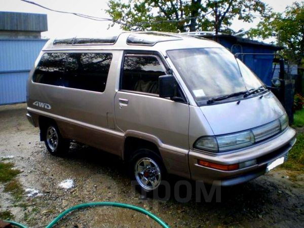Toyota Master Ace Surf, 1991 год, 80 000 руб.