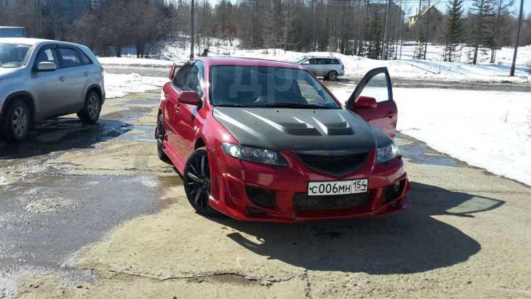 Mazda Mazda6, 2006 год, 530 000 руб.
