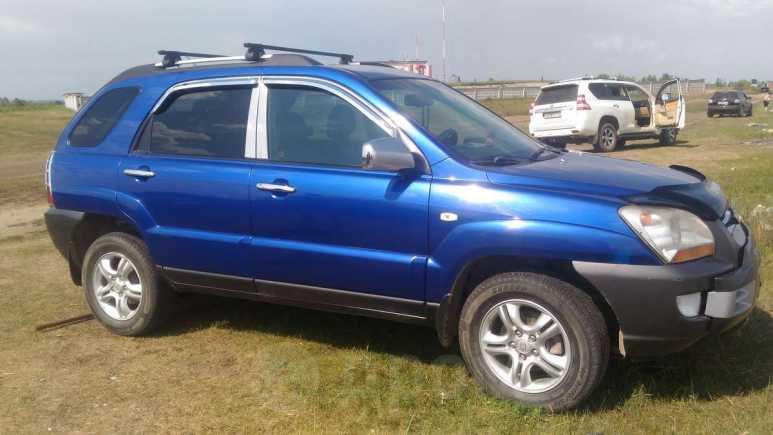 Kia Sportage, 2005 год, 450 000 руб.