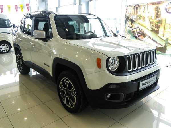 Jeep Renegade, 2016 год, 2 149 800 руб.