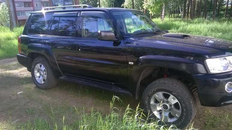 Nissan Patrol, 2007 год, 1 050 000 руб.