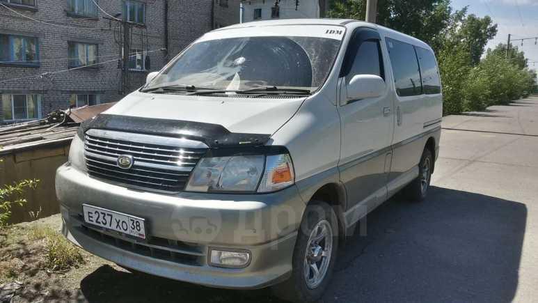Toyota Granvia, 2002 год, 520 000 руб.