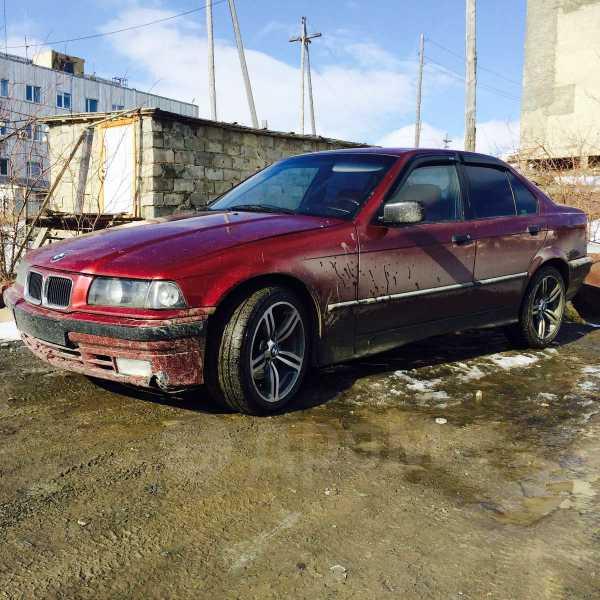 BMW 3-Series, 1991 год, 200 000 руб.