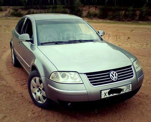 Volkswagen Passat, 2004 год, 300 000 руб.